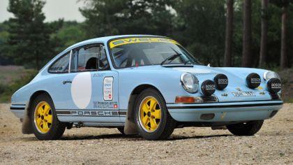 1965 Porsche 911 SWB - FIA rally car 5