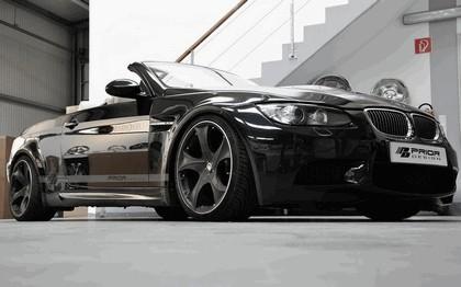 2011 BMW 3er ( E93 ) widebody aerodynamic kit by Prior Design 2