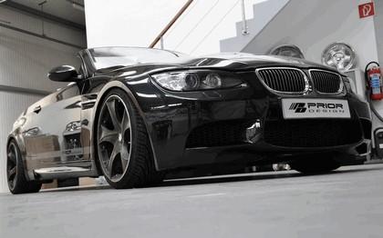 2011 BMW 3er ( E93 ) widebody aerodynamic kit by Prior Design 3
