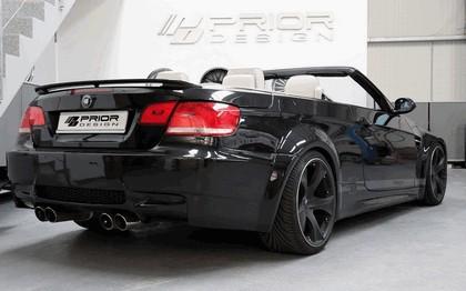 2011 BMW 3er ( E93 ) widebody aerodynamic kit by Prior Design 5