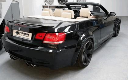 2011 BMW 3er ( E93 ) widebody aerodynamic kit by Prior Design 6