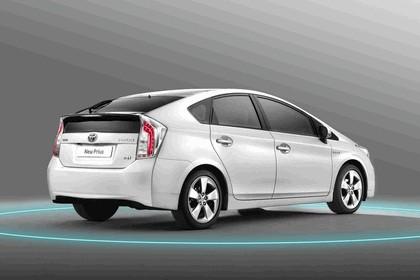 2011 Toyota Prius ( ZVW30 ) 3