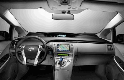 2011 Toyota Prius ( ZVW30 ) 10