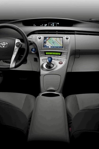 2011 Toyota Prius ( ZVW30 ) 11