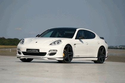 2011 SpeedART PS9 - 300D ( based on Porsche Panamera diesel ) 1