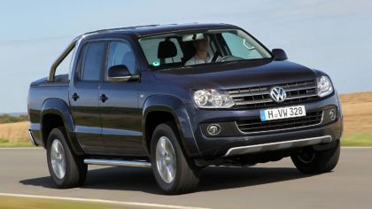 2011 Volkswagen Amarok double cab Highline BlueMotion 6