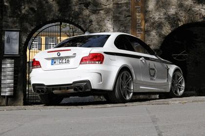 2011 Manhart MH1 Biturbo ( based on BMW 1er E82 ) 2