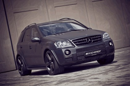 2011 Mercedes-Benz ML 63 AMG by Kicherer 1