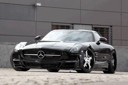 2011 Mercedes-Benz SLS 63 AMG by MEC Design 1