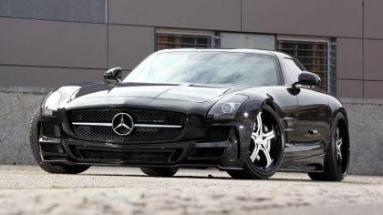 2011 Mercedes-Benz SLS 63 AMG by MEC Design 7