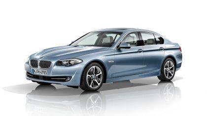2011 BMW ActiveHybrid 5 concept 2