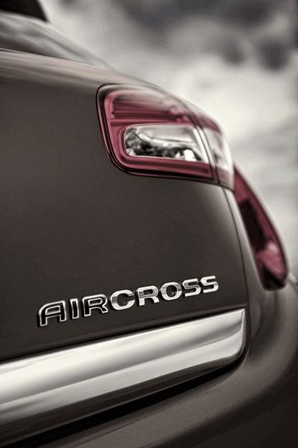 2011 Citroen C4 Aircross 12