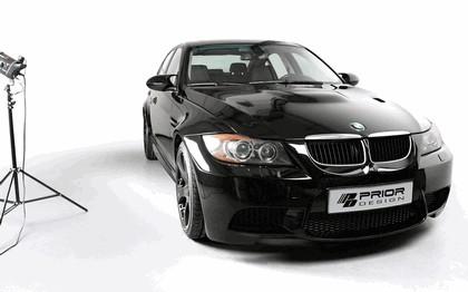 2011 BMW 3er ( E90 ) widebody aerodynamic kit by Prior Design 1