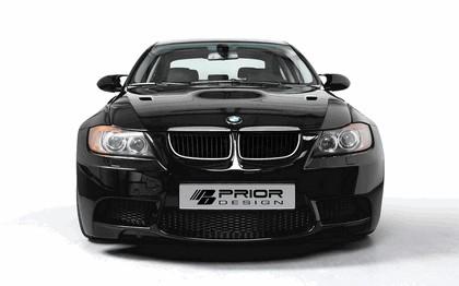 2011 BMW 3er ( E90 ) widebody aerodynamic kit by Prior Design 2