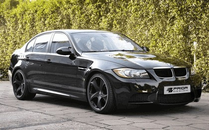 2011 BMW 3er ( E90 ) widebody aerodynamic kit by Prior Design 4