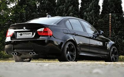 2011 BMW 3er ( E90 ) widebody aerodynamic kit by Prior Design 11