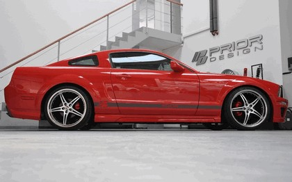 2011 Ford Mustang aerodynamic kit by Prior Design 2