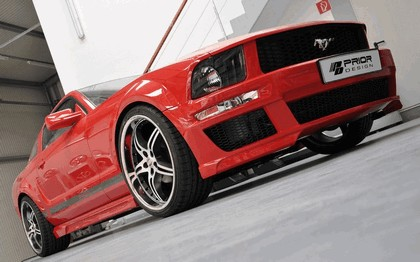 2011 Ford Mustang aerodynamic kit by Prior Design 4