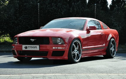2011 Ford Mustang aerodynamic kit by Prior Design 9