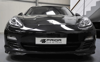 2011 Porsche Panamera ( 970 ) aerodynamic kit by Prior Design 5