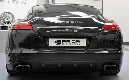 2011 Porsche Panamera ( 970 ) aerodynamic kit by Prior Design 6