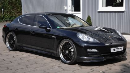 2011 Porsche Panamera ( 970 ) aerodynamic kit by Prior Design 2