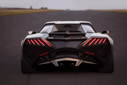 2011 Arrinera Supercar concept 11