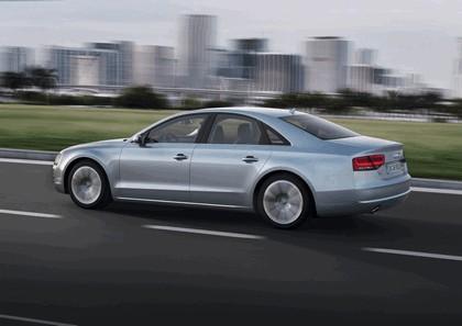 2011 Audi A8 hybrid 6