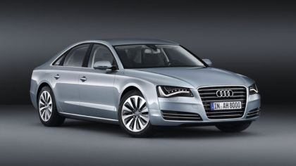 2011 Audi A8 hybrid 9