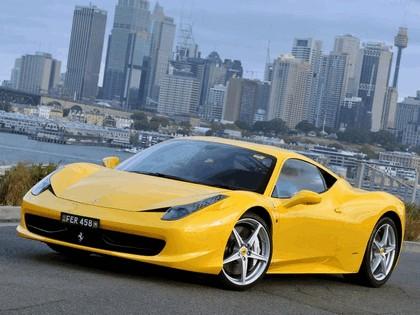 2009 Ferrari 458 Italia - Australian version 5