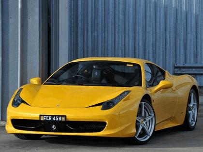 2009 Ferrari 458 Italia - Australian version 10