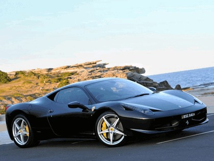 2009 Ferrari 458 Italia - Australian version 13
