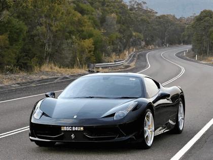 2009 Ferrari 458 Italia - Australian version 17