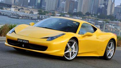 2009 Ferrari 458 Italia - Australian version 6
