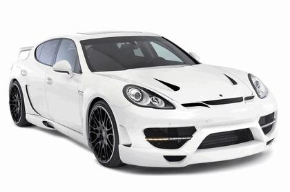 2011 Porsche Panamera ( 970 ) widebody kit by Hamann 1