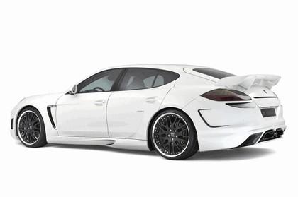 2011 Porsche Panamera ( 970 ) widebody kit by Hamann 3