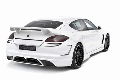 2011 Porsche Panamera ( 970 ) widebody kit by Hamann 4