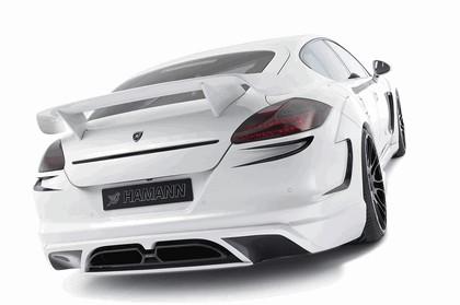 2011 Porsche Panamera ( 970 ) widebody kit by Hamann 5