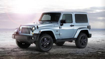 2011 Jeep Wrangler Arctic 8