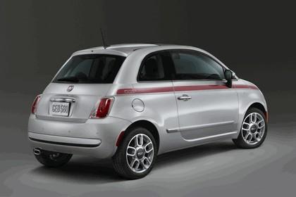2011 Fiat 500 Pink Ribbon Edition - USA version 2