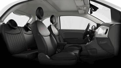 2011 Fiat 500 Pink Ribbon Edition - USA version 5