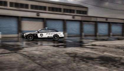 2012 Dodge Charger Pursuit 4