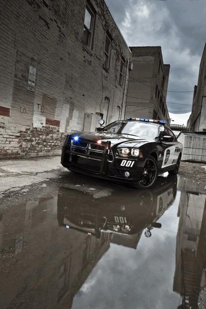 2012 Dodge Charger Pursuit 6
