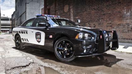2012 Dodge Charger Pursuit 9