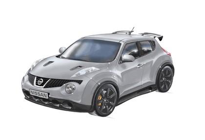 2011 Nissan Juke-R concept 10