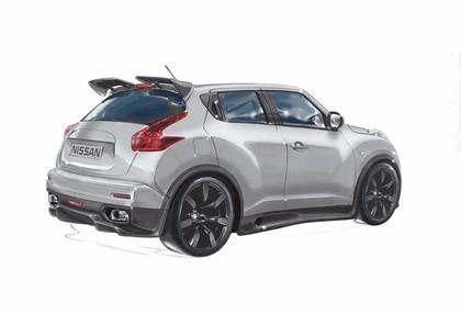 2011 Nissan Juke-R concept 11