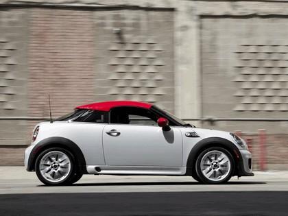 2011 Mini Coupé John Cooper Works - USA version 8