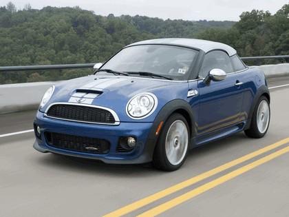 2011 Mini Coupé John Cooper Works - USA version 22