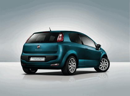 2011 Fiat Punto Evo Blue&Me 2