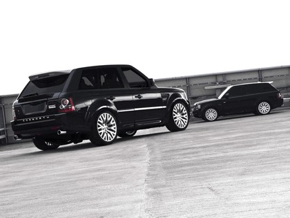2011 Land Rover Range Rover Sport Swiss Edition by Project Kahn 3